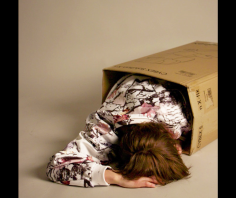 Box überm Kopf - Genug