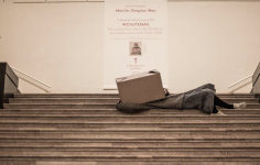 Box überm Kopf - Schlaf